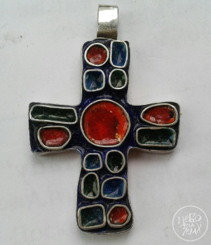 Хрестик натільний