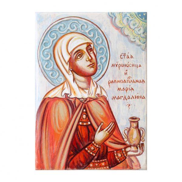 Дорожня іконаСвятої рівноапостольної Марії Маґдалини