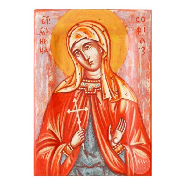 Дорожня ікона Свята Софія