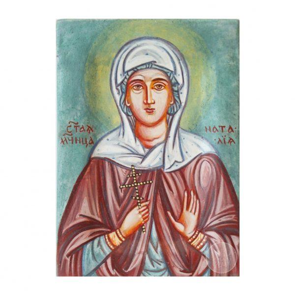 Дорожня ікона Свята мучениця Наталія